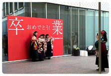 入学・卒業式フォトパネル